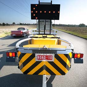 Truck Mounted Attenuators (TMAs)